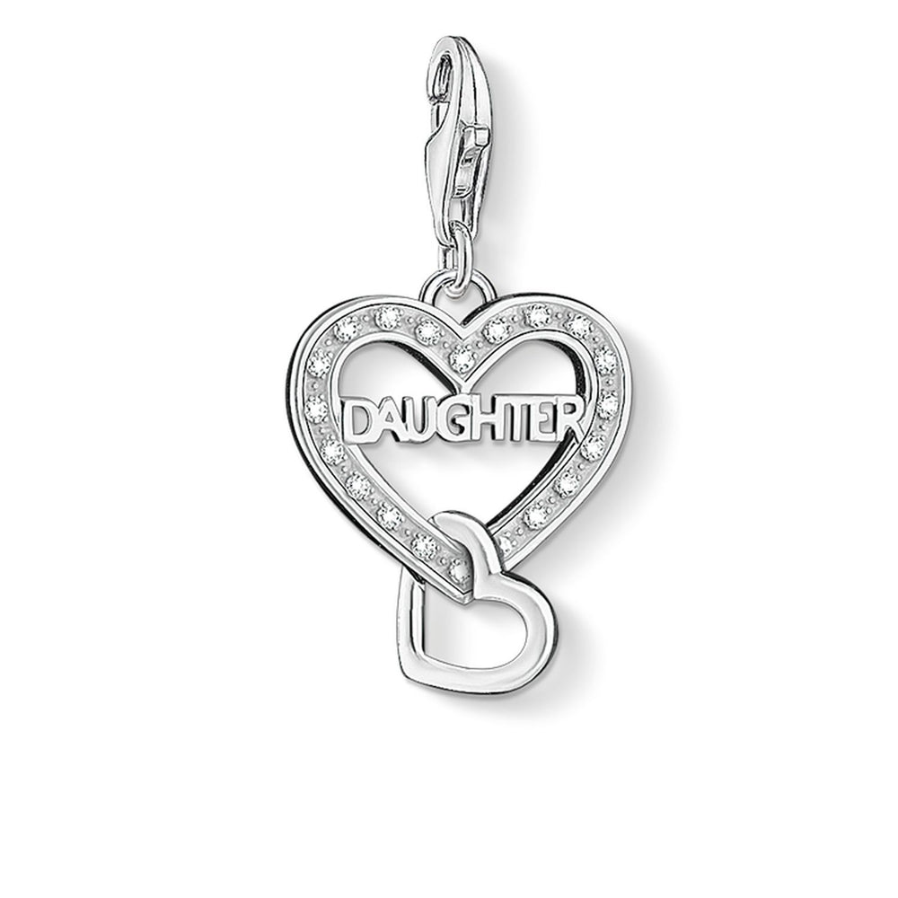 "THOMAS SABO Charm Pendant ""DAUGHTER"""