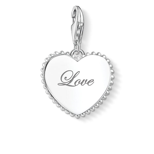 Charm Pendant 'Token of Love'