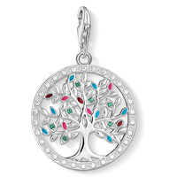 "THOMAS SABO Charm Pendant ""Tree of Love"""
