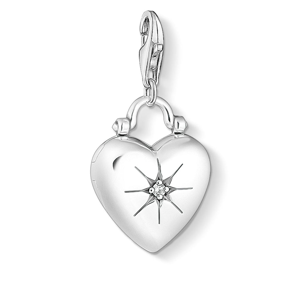 "THOMAS SABO Charm Pendant ""Heart Locket"""