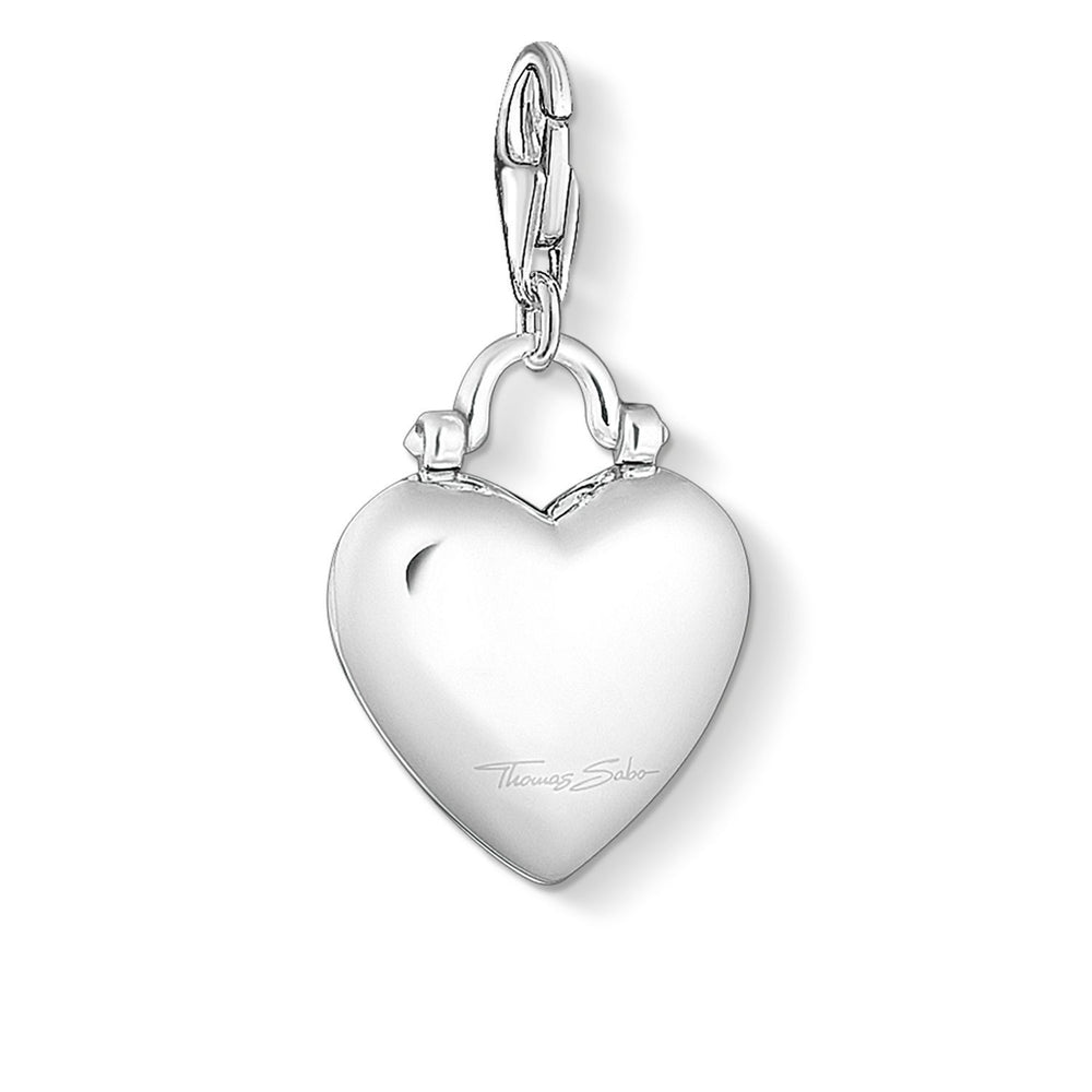 "Charm Pendant ""Heart Locket"""