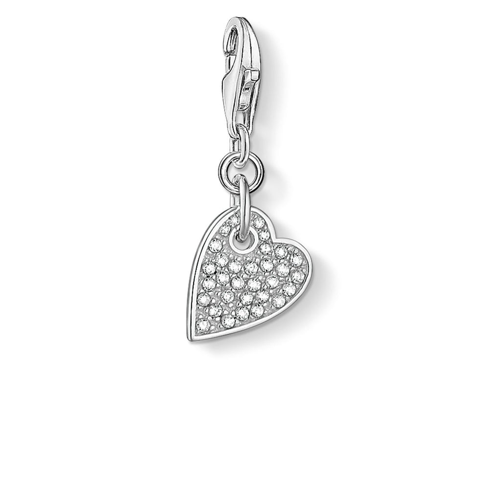 "THOMAS SABO Charm Pendant ""Heart LOVE"""