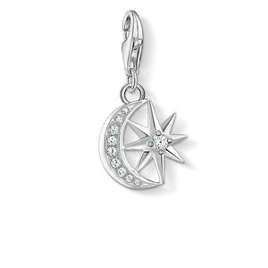 Charm Pendant Star & Moon | Thomas Sabo