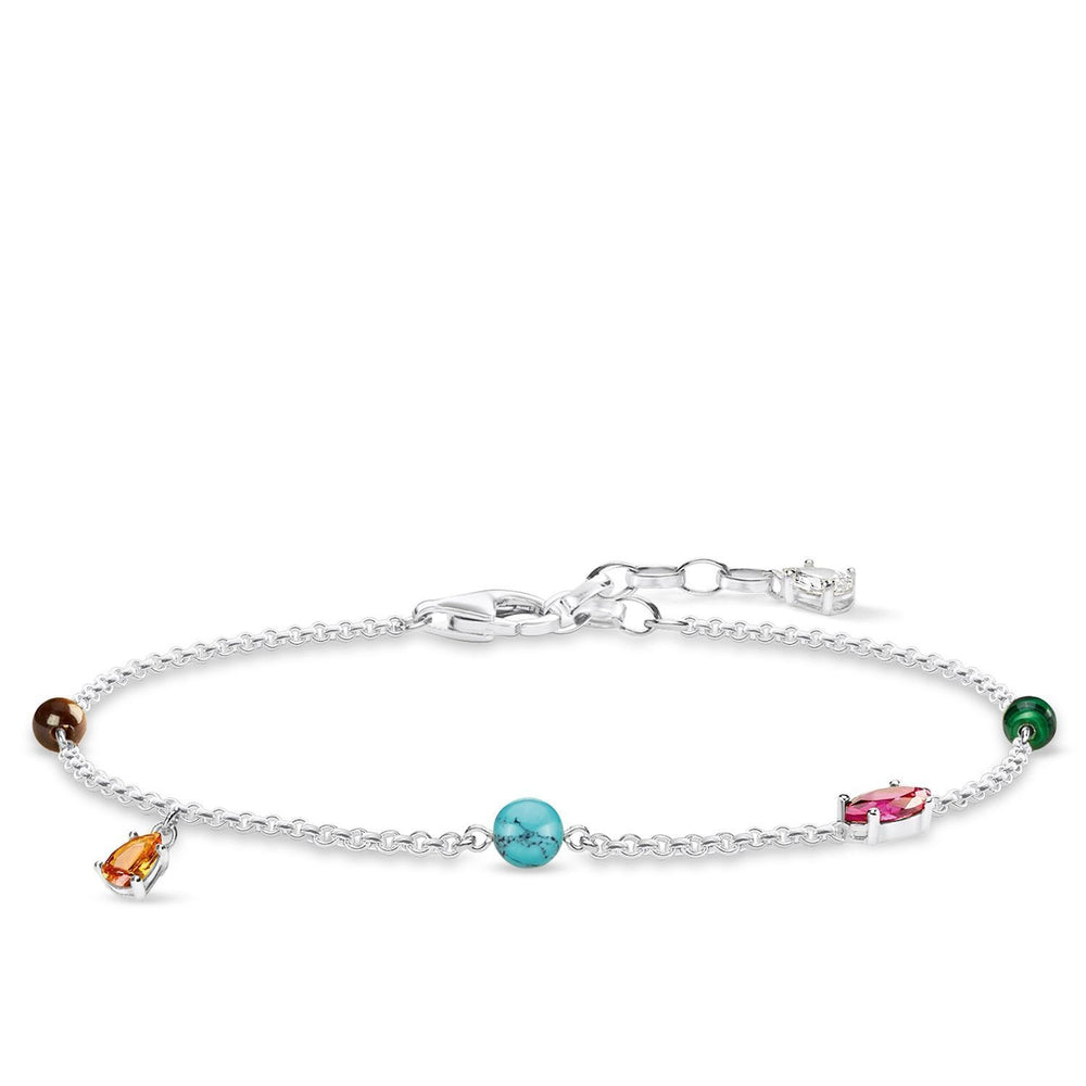 "Thomas Sabo Bracelet ""Colourful Stones"""
