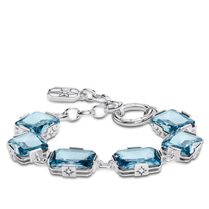 Bracelet Large Blue Stones | Thomas Sabo