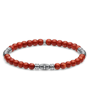 Bracelet Lucky Charm, Red | Thomas Sabo