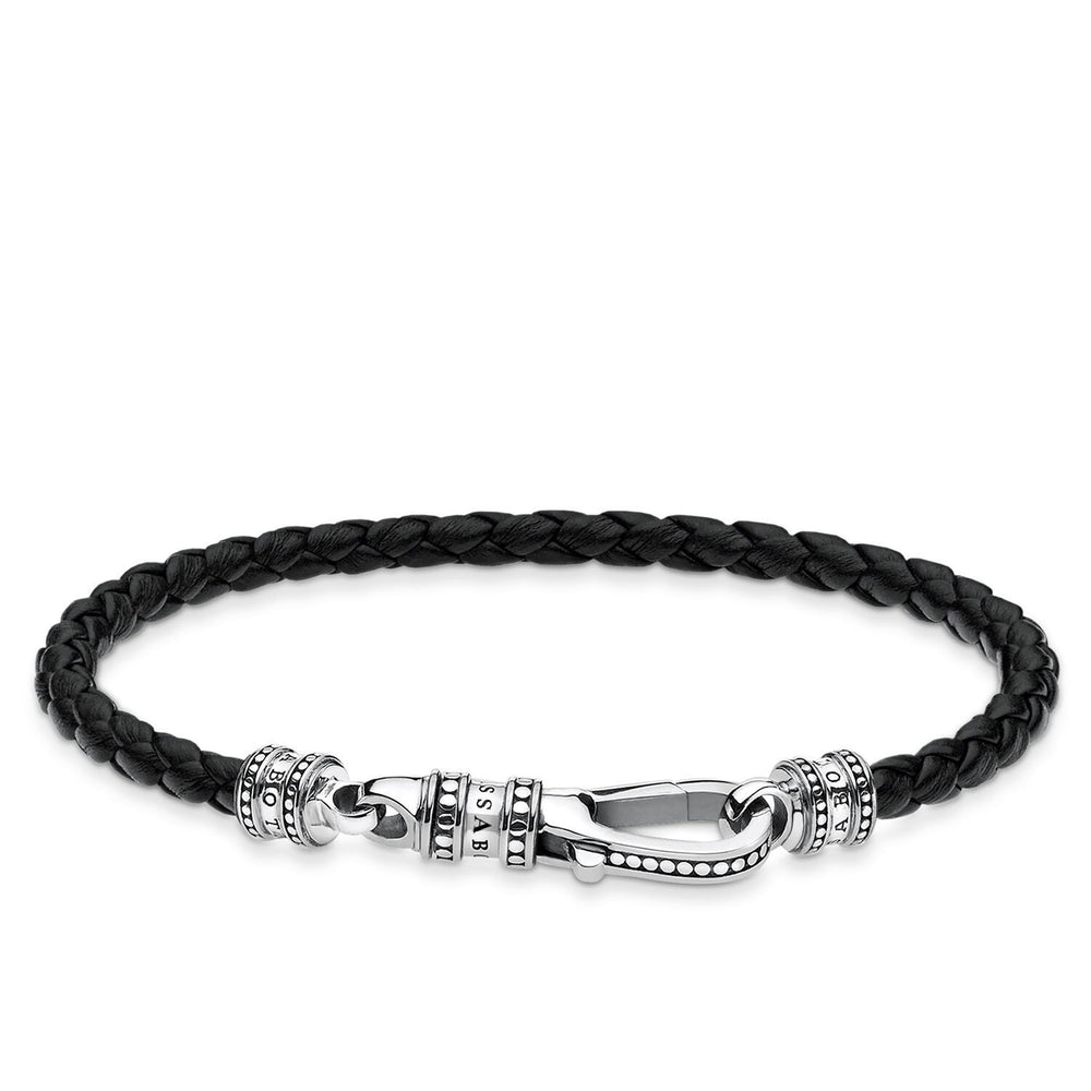 Leather Strap Lobster Clasp | Thomas Sabo