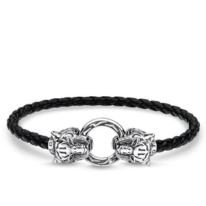 Leather Strap Tiger | Thomas Sabo