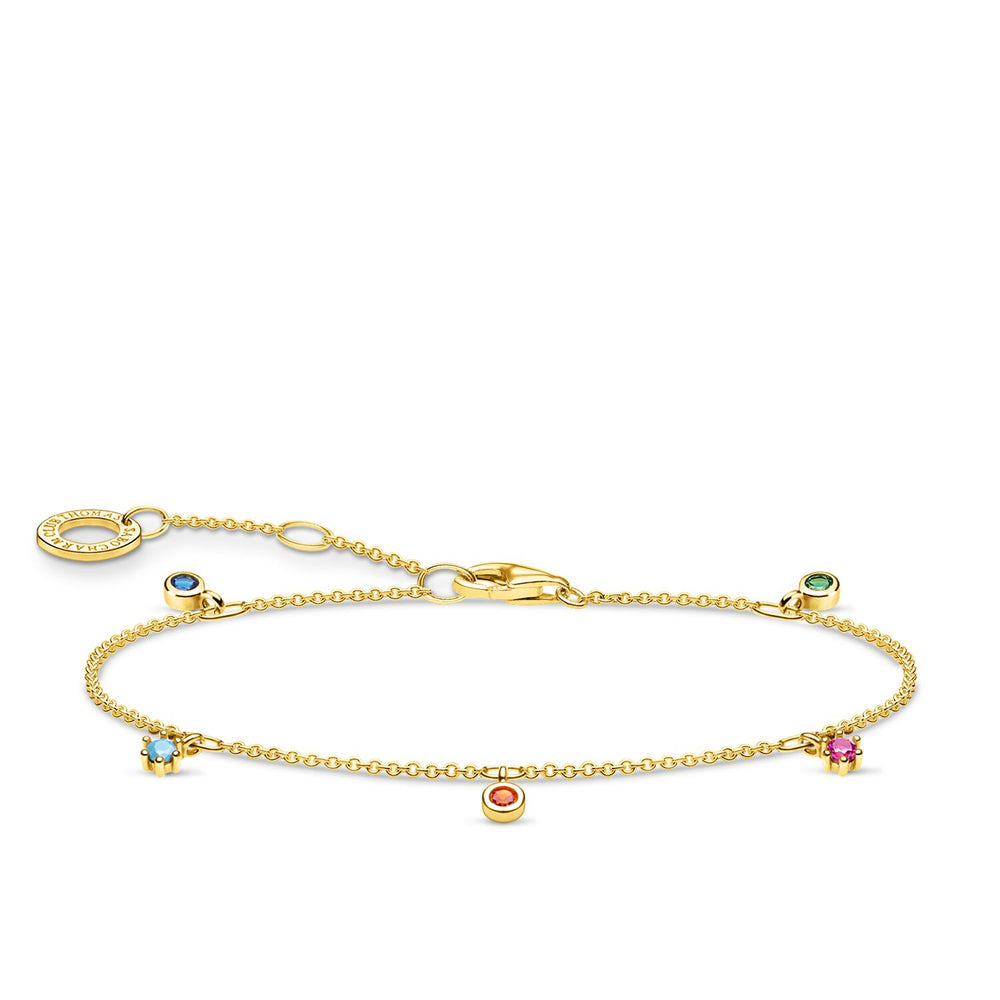 Bracelet Colourful Stones | Thomas Sabo Australia