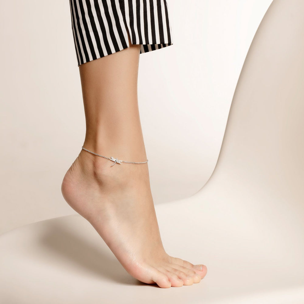 "THOMAS SABO Anklet ""Dragonfly"""