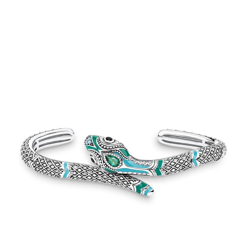 "Bangle ""Snake"" 