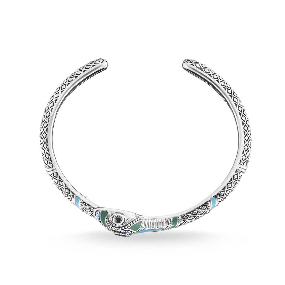 "Thomas Sabo Bangle ""Snake"""