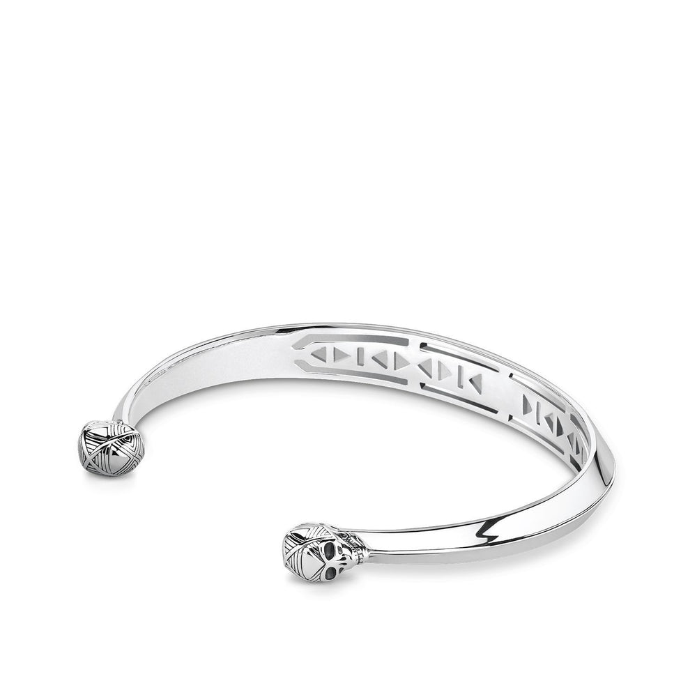 "THOMAS SABO Bangle ""Ethnic Skull"""