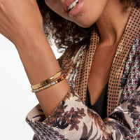Bangle Minimalist Gold | Thomas Sabo