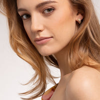 Hoop Earrings Gold Rings | Thomas Sabo