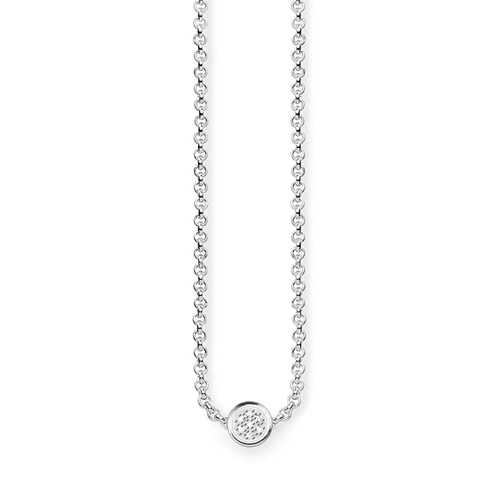 "THOMAS SABO Necklace ""Sparkling Circles"""