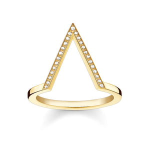 THOMAS SABO Ring Triangle