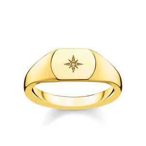 THOMAS SABO Ring Vintage Star Silver