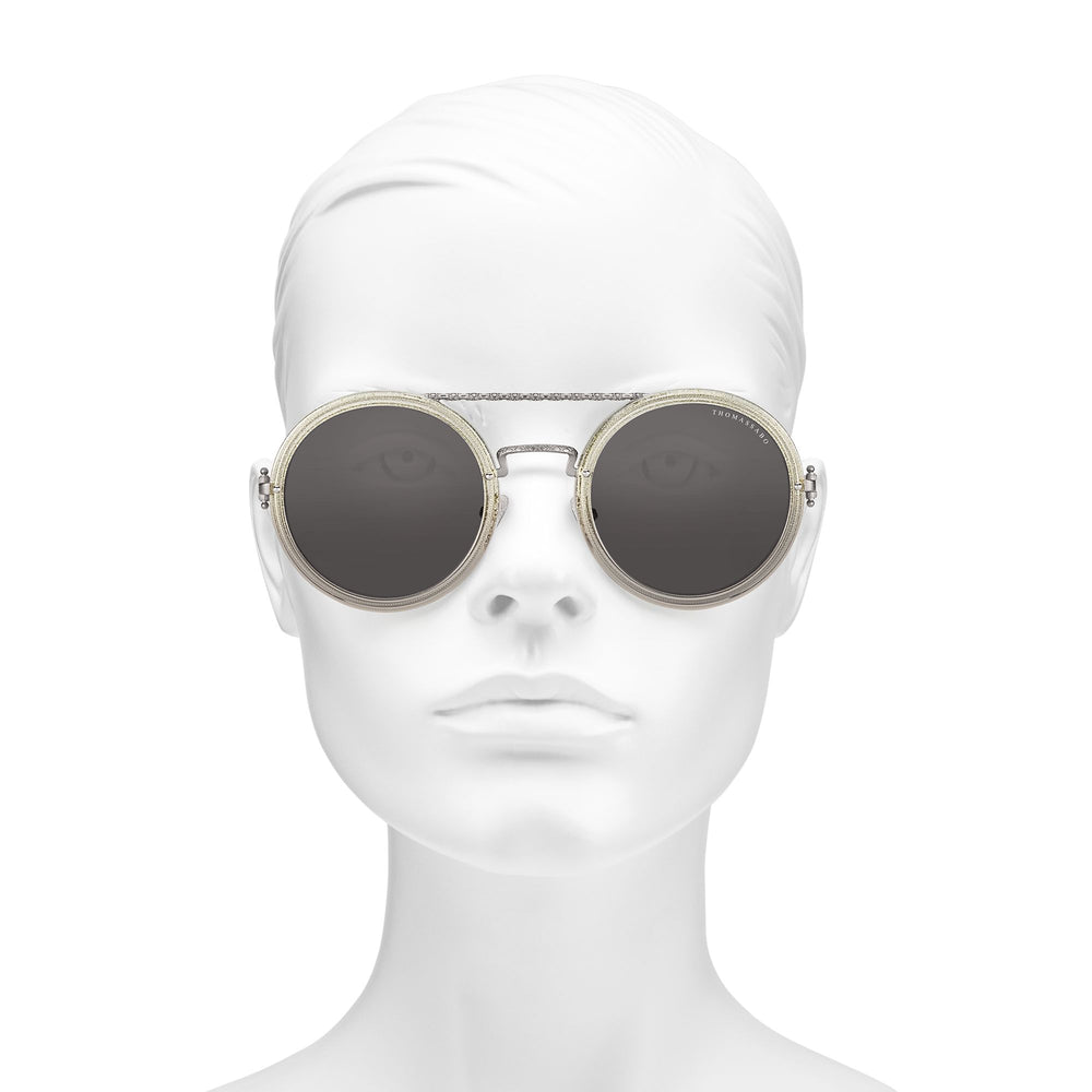 "Sunglasses ""Romy"" Iconic Round"