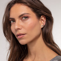Ear Cuff Small Silver | Thomas Sabo