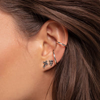 Ear Cuff Large Silver | Thomas Sabo