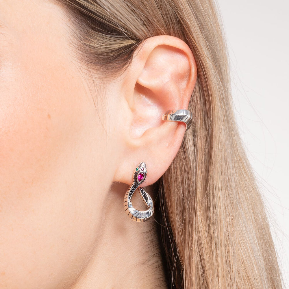 Ear Cuff: Single Ear Cuff Snake | Thomas Sabo Australia