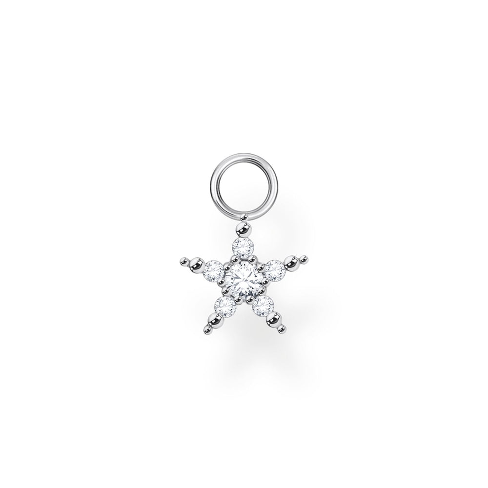 Ear Pendant  Star (Single) | Thomas Sabo Australia
