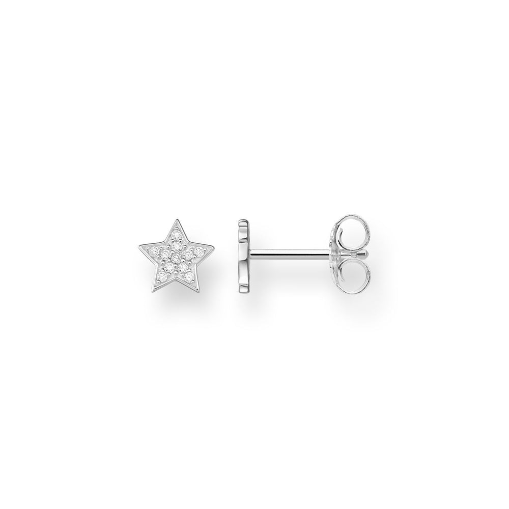 "THOMAS SABO Ear Studs ""Star"""