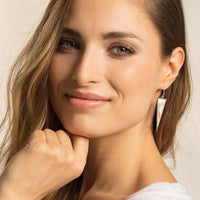 "THOMAS SABO Earring ""Triangle Mother-Of-Pearl"""
