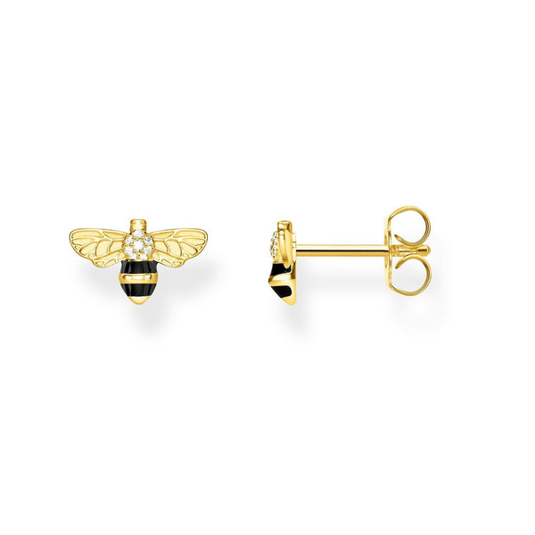4c0577603 Ear studs in silver, rose gold & gold – THOMAS SABO Australia