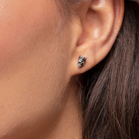 Ear Studs Skull King | Thomas Sabo