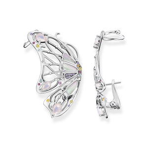 Single Ear Stud Butterfly Silver | Thomas Sabo Australia