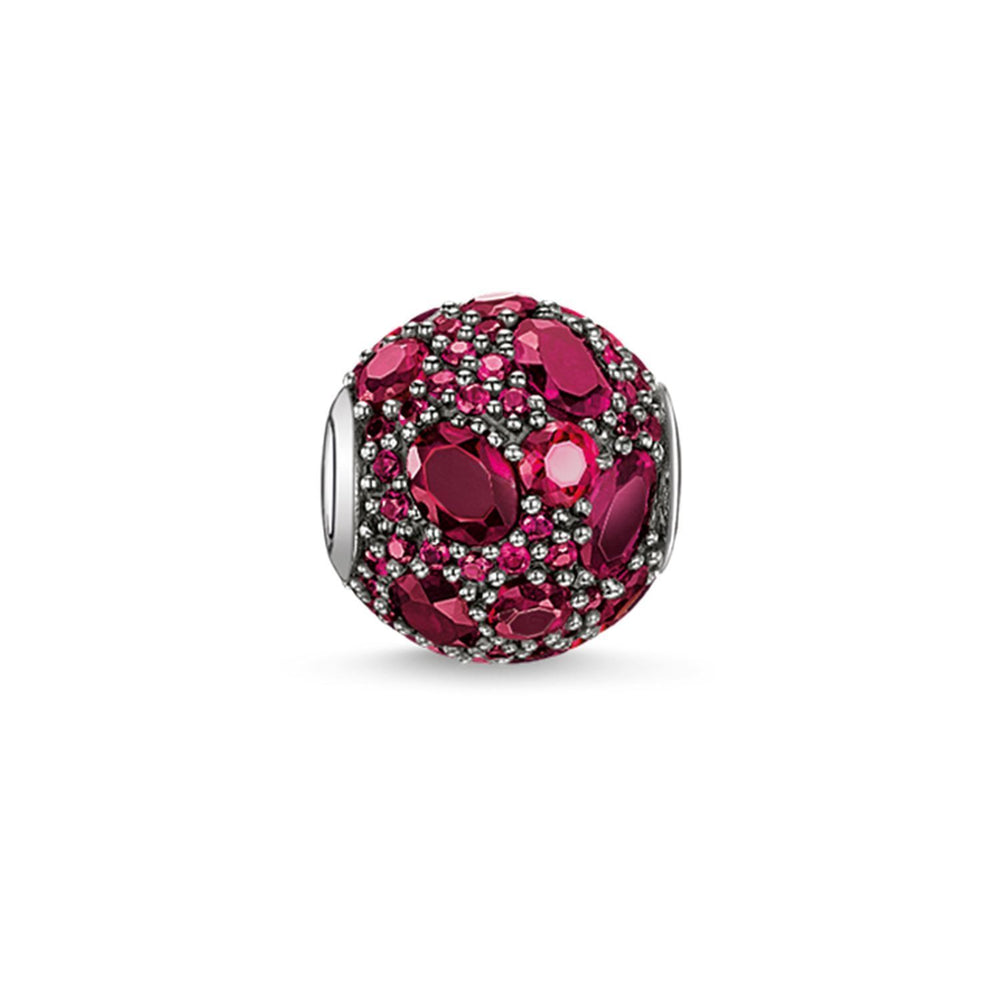 "THOMAS SABO Bead ""Red Fire"""