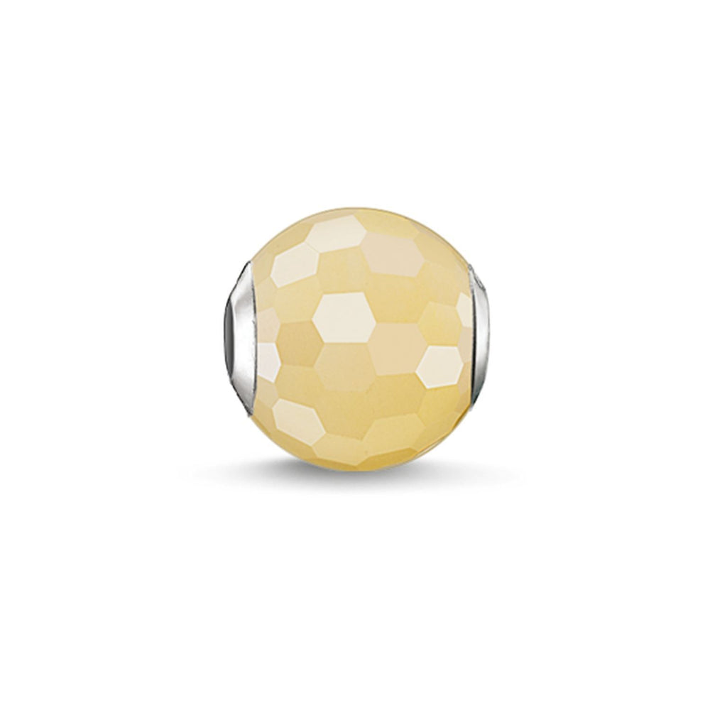"THOMAS SABO Bead ""Yellow Aventurine"""