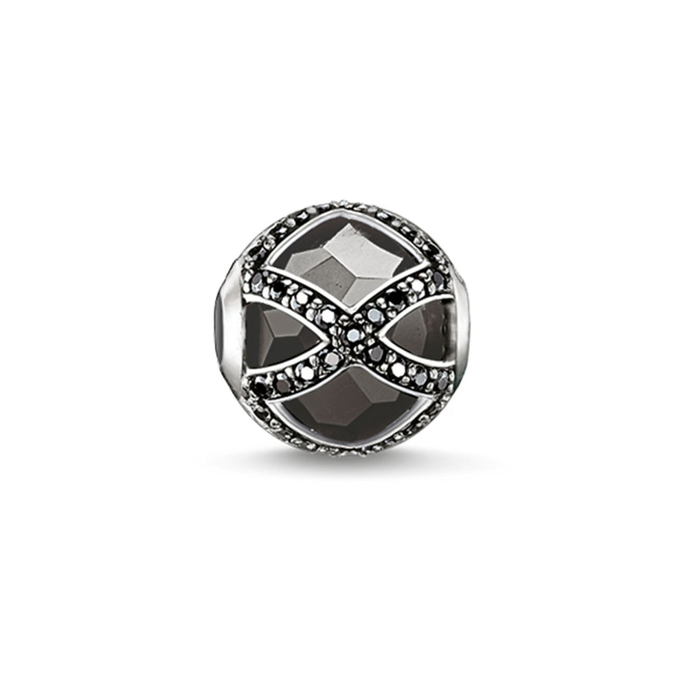 "THOMAS SABO Bead ""Black Maharani"""