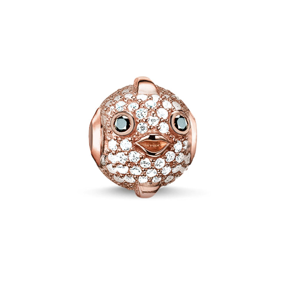 "THOMAS SABO Bead ""Pufferfish"""