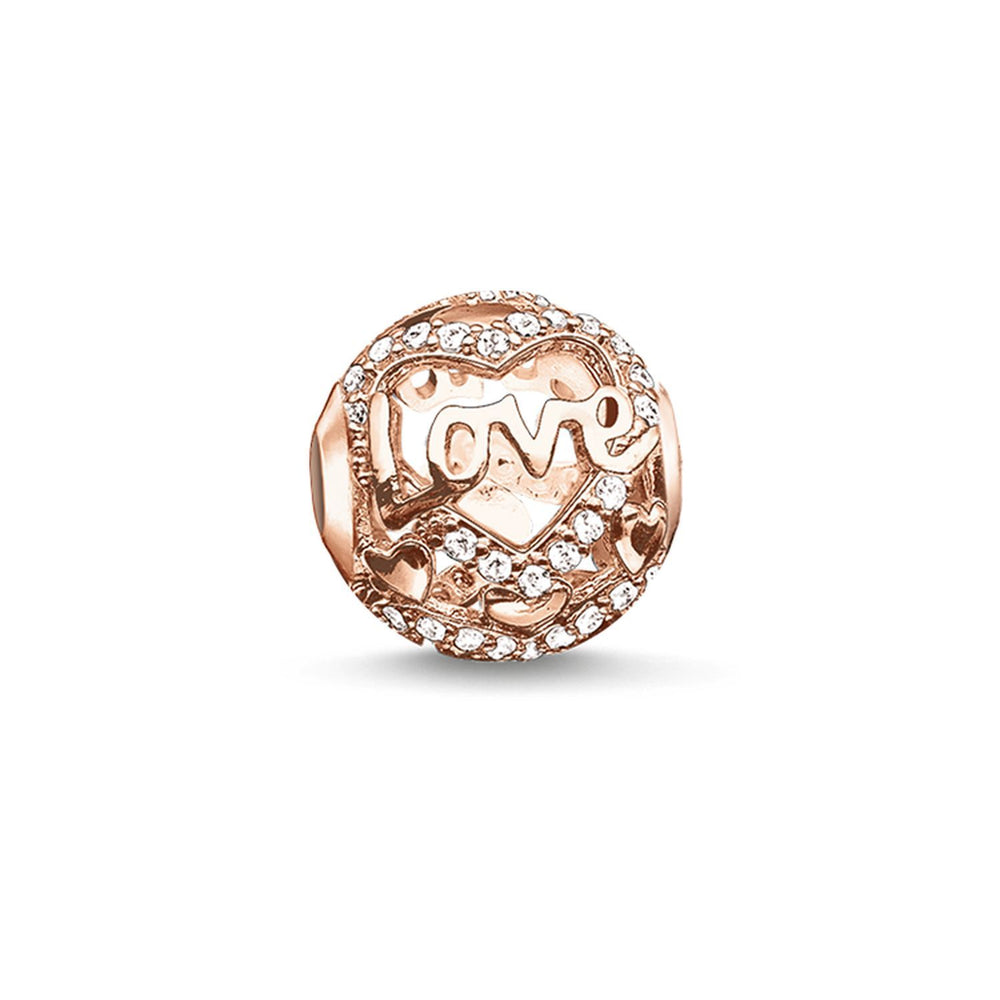"Karma Bead ""Heart of Love"" 