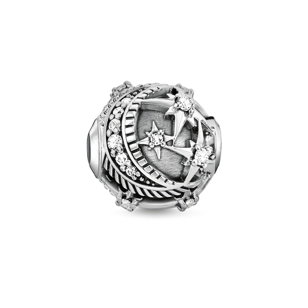 "THOMAS SABO Bead ""Royalty Star Silver"""