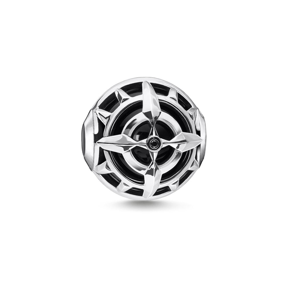 Bead Compass Black | Thomas Sabo