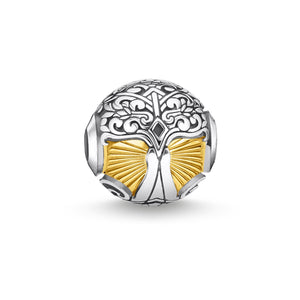 Bead Tree Of Love Gold | Thomas Sabo
