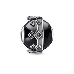 Bead Crown Black | Thomas Sabo