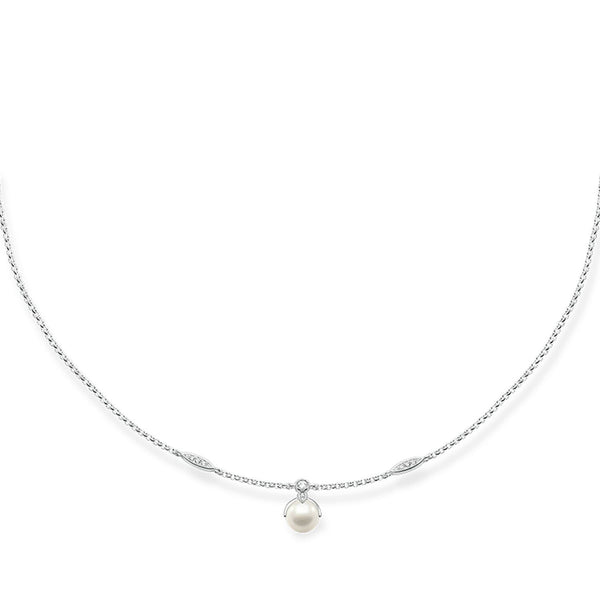 THOMAS SABO Pearl Necklace