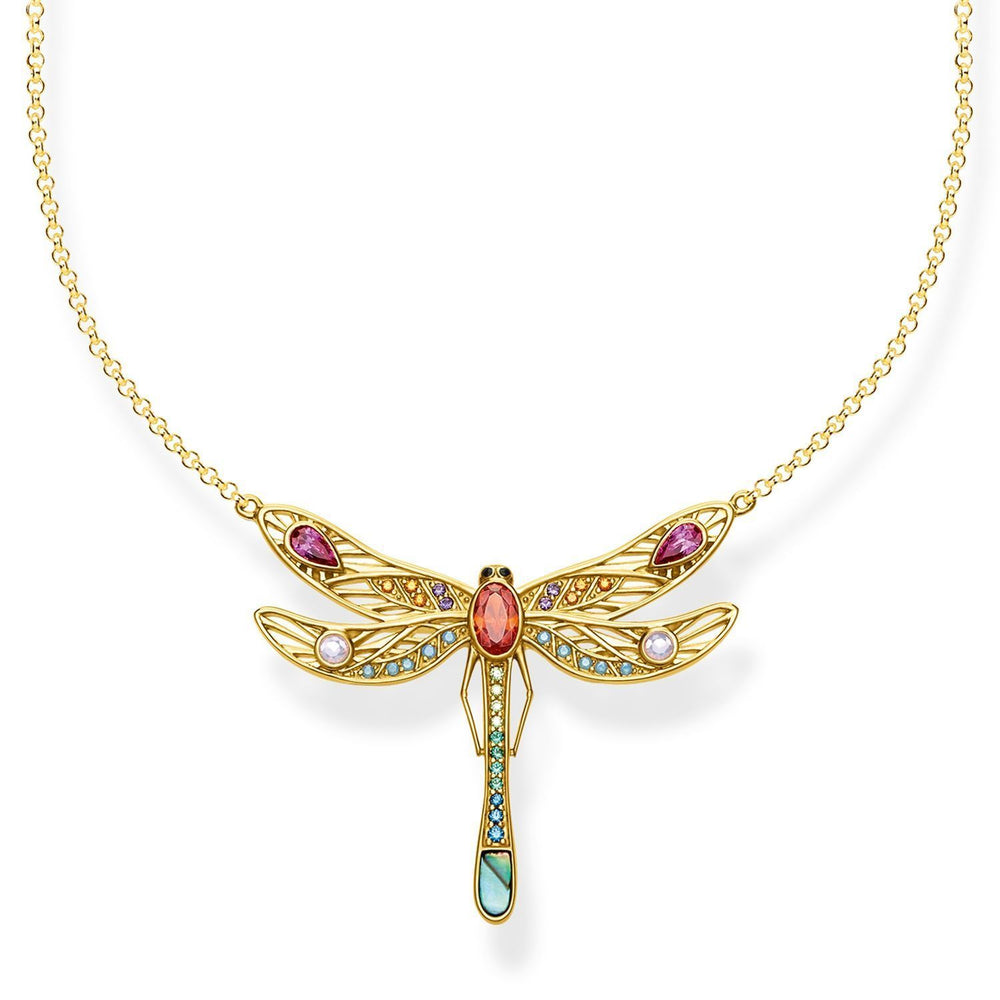 "Thomas Sabo Necklace ""Dragonfly Large"""