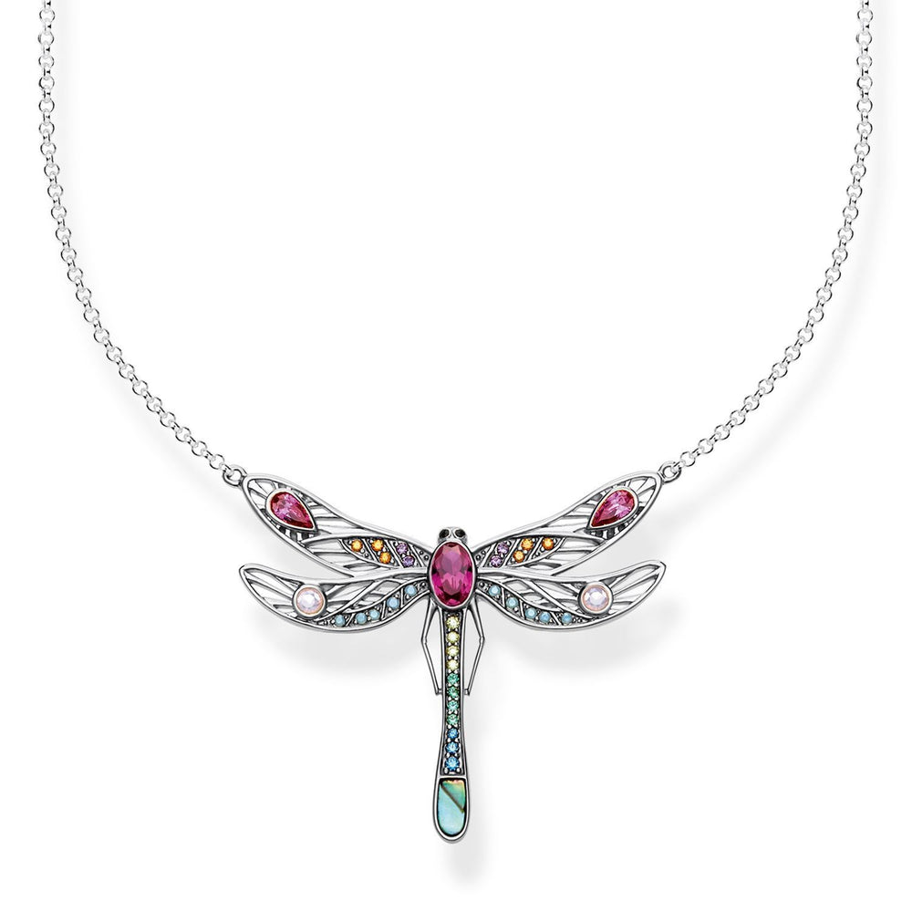 "Necklace ""Dragonfly Large"""