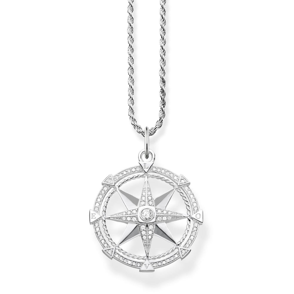 "THOMAS SABO Necklace ""Compass"""