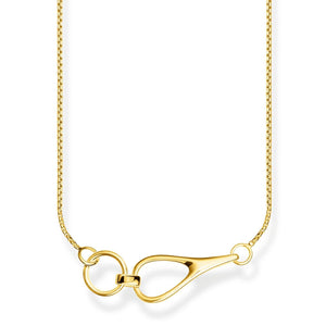 Necklace Heritage Gold | Thomas Sabo