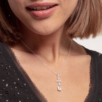 Necklace White Mix Of Shapes | Thomas Sabo