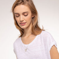 Necklace Together Coin With Silver Ring | Thomas Sabo