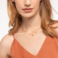 Gold Butterfly Necklace | Thomas Sabo