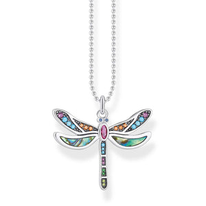 Necklace: Thomas Sabo Necklace Dragonfly